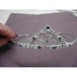 Black-and-Clear-Diamonte-Tiara