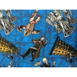 SPRINGS-CREATIVE-PATCHWORK-CRAFT-FABRIC-DR-WHO-CHARACTERS-54492