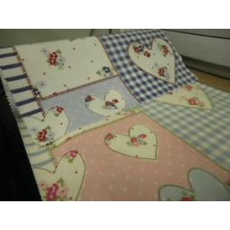 NEW-OIL-CLOTH-PVC-SHABBY-CHIC-HEARTS-AT-TEA-TIME-FABRIC