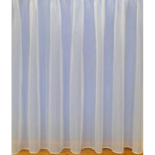 BRISE-BISE-RANGE-PLAIN-VOILE-LEAD-WEIGHTED-CHAMPAGNE-907