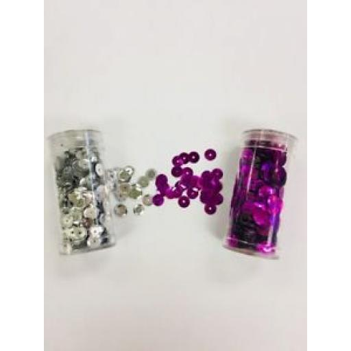 6mm GUTERMANN SEQUINS - DRESS/CRAFT/ARTS - 9g
