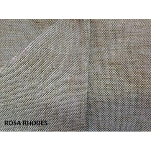 REMNANT FABRIC - LIGHT GOLD BASKET WEAVE UPHOLSTERY