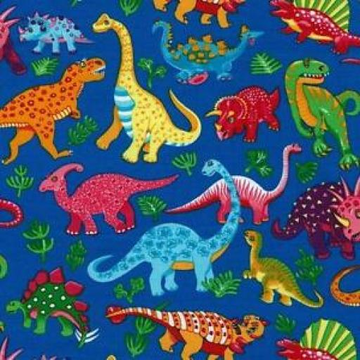 Nutex-Patchwork-Fabric-Dinosaur-Dance-Patchwork-Quilting-fabric