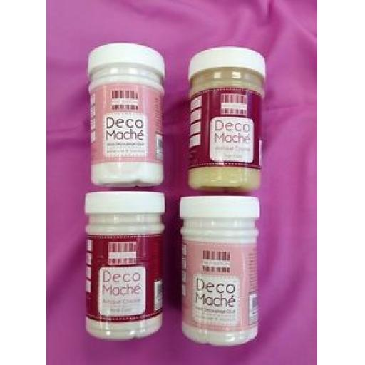 FIRST EDITION CRAFT DECO MACHE GLUE