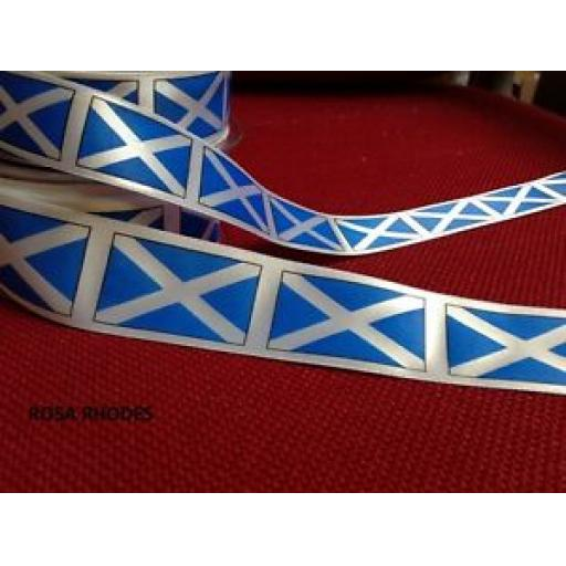 SCOTTISH RIBBON - 25mm/35mm